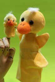 Пальчиковый кукольный театр для детей, купить детский ...
